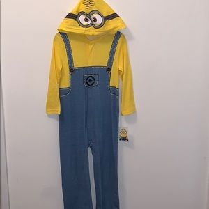 Despicable Me Minion Outfit